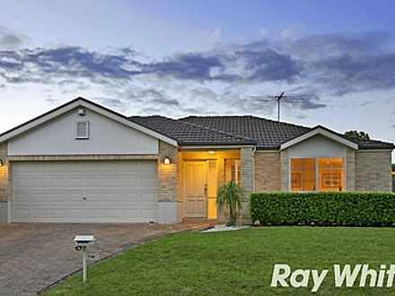 6 Winslow Avenue, Stanhope Gardens 2768, NSW House Photo