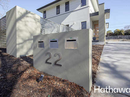 22B Martin Street, Curtin 2605, ACT House Photo