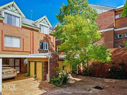 19/39-41 Bronte Street, East Perth 6004, WA Townhouse Photo