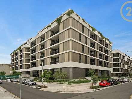 BUILDING A/7 Metters Street, Erskineville 2043, NSW Apartment Photo