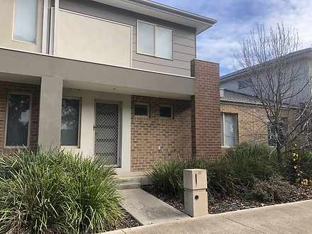 18 Ryrie Grove, Wollert 3750, VIC Townhouse Photo
