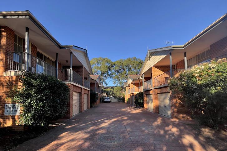 2/20-24 Blaxland Avenue, Penrith 2750, NSW Townhouse Photo