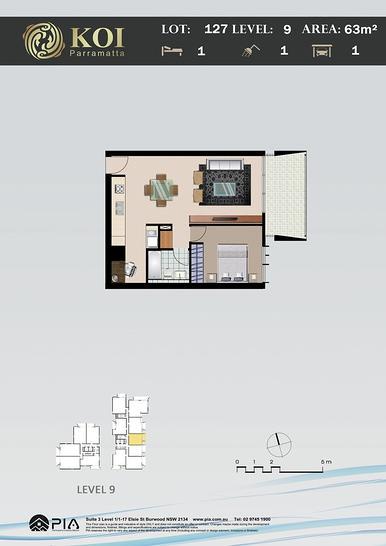73/109-113 George Street, Parramatta 2150, NSW Apartment Photo