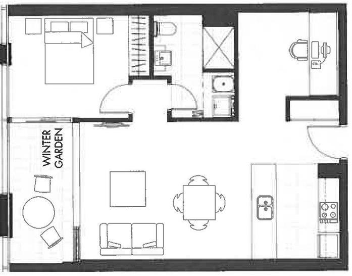 2606/438 Victoria Avenue, Chatswood 2067, NSW Apartment Photo