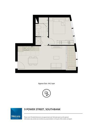 1913/9 Power Street, Southbank 3006, VIC Apartment Photo