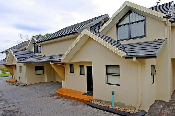 2/25 Cross Street, Baulkham Hills 2153, NSW Townhouse Photo