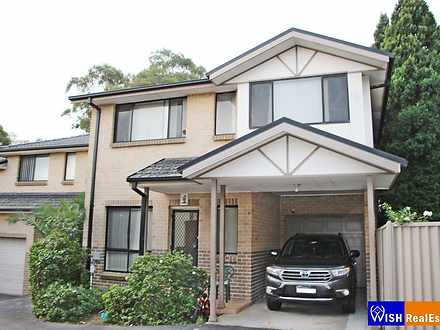 4/59 Balmoral Street, Blacktown 2148, NSW Townhouse Photo