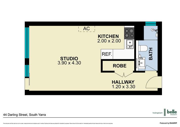14/44 Davis Avenue, South Yarra 3141, VIC Apartment Photo