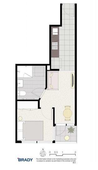 3808/500 Elizabeth Street, Melbourne 3000, VIC Apartment Photo