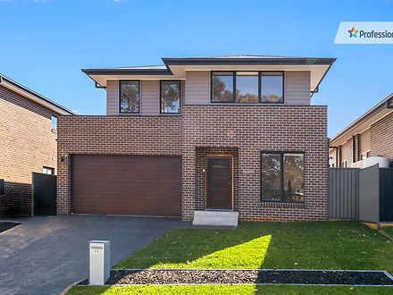 11 Ellevsen Street, Rouse Hill 2155, NSW House Photo