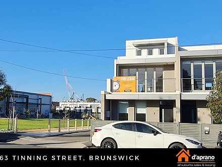63 Tinning Street, Brunswick 3056, VIC Townhouse Photo