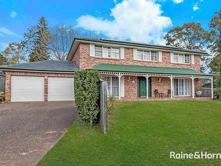 16 Durant Place, Cherrybrook 2126, NSW House Photo
