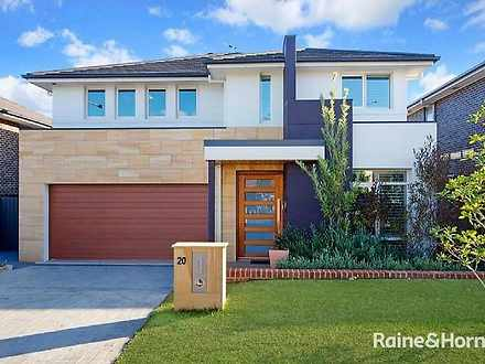 20 Bel Air Drive, Kellyville 2155, NSW House Photo