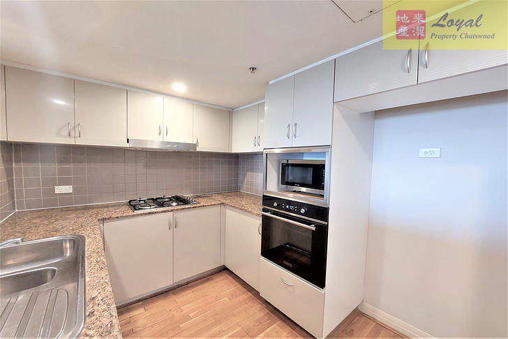 1606/8 Brown Street, Chatswood 2067, NSW Apartment Photo