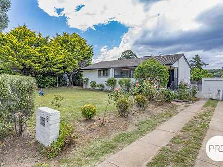 6 Bosch Place, Chifley 2606, ACT House Photo