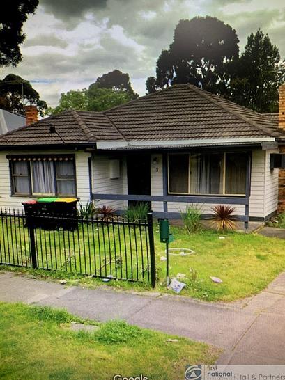 3 Hillside Avenue, Dandenong 3175, VIC House Photo