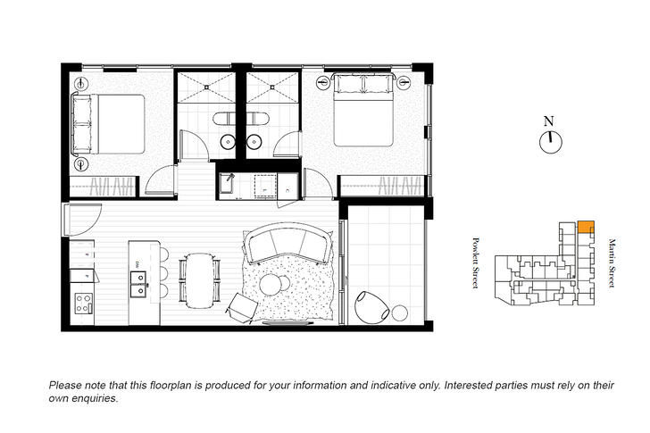 LEVEL 1, 9/9 Martin Street, Heidelberg 3084, VIC Apartment Photo