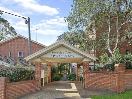 38/3-5 Post Office Street, Carlingford 2118, NSW Townhouse Photo
