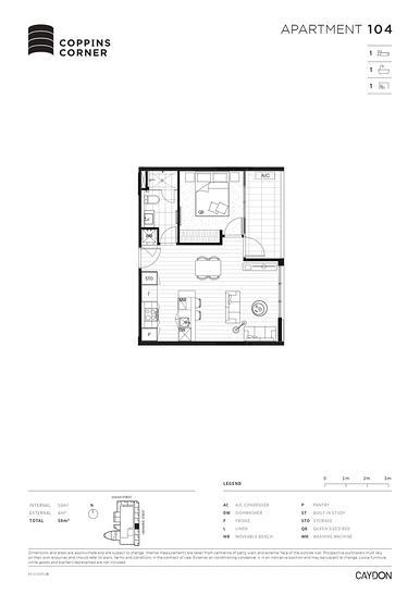 104/154 Cremorne Street, Cremorne 3121, VIC Apartment Photo