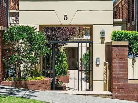 7/5-7 Hardie Street, Neutral Bay 2089, NSW Townhouse Photo