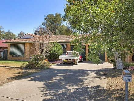 20 Jensen Street, Gunnedah 2380, NSW House Photo