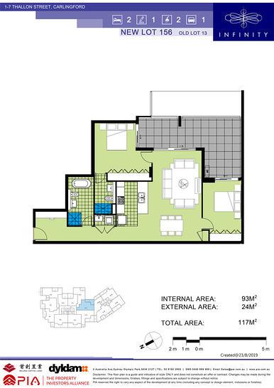 113/1-7 Thallon Street, Carlingford 2118, NSW Apartment Photo