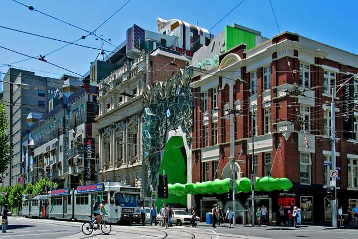 68 Hayward Lane, Melbourne 3000, VIC Studio Photo