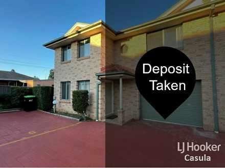 6/110 Hoxton Park Road, Lurnea 2170, NSW Townhouse Photo