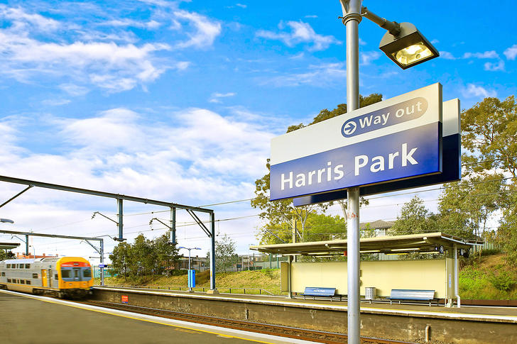 4/8 Allen Street, Harris Park 2150, NSW Unit Photo