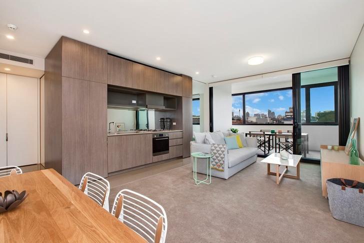 A111/7 Gantry Lane, Camperdown 2050, NSW Apartment Photo