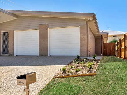 UNIT 2/42 Carlin Street, Glenvale 4350, QLD Duplex_semi Photo