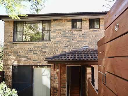 47/102 Crimea Road, Marsfield 2122, NSW Townhouse Photo