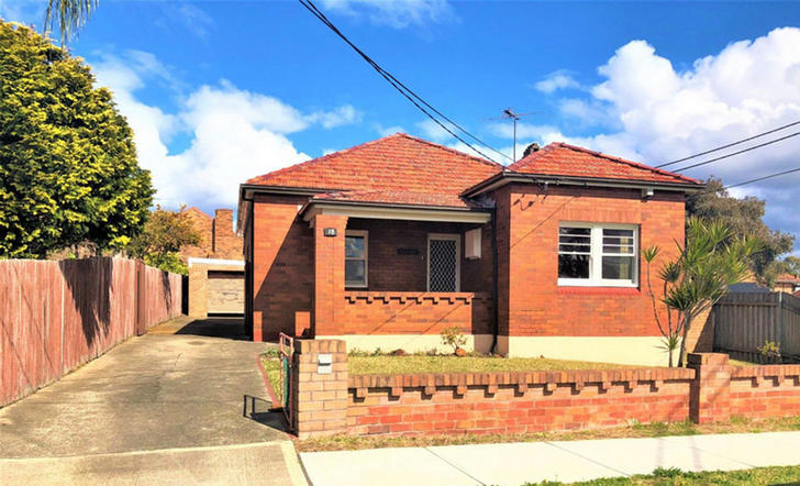 18 Jarrett Street, Clemton Park 2206, NSW House Photo