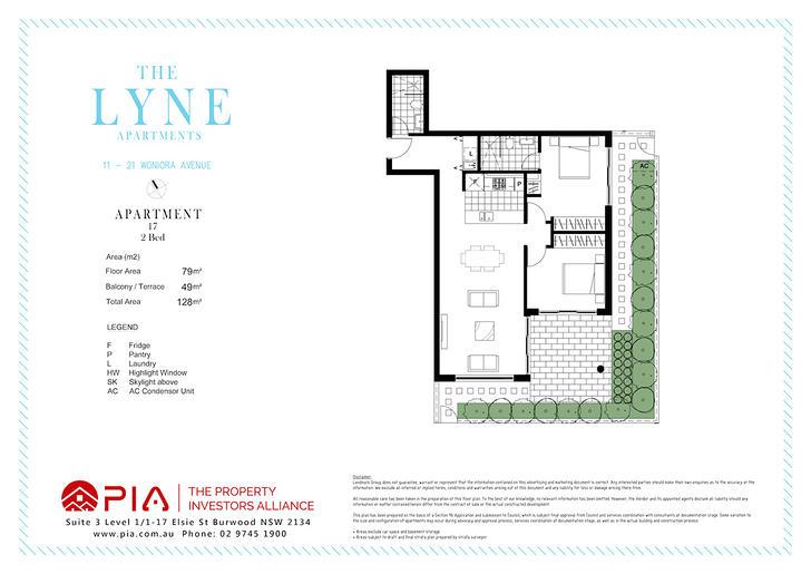 G17/11 - 21 Woniora Avenue, Wahroonga 2076, NSW Apartment Photo
