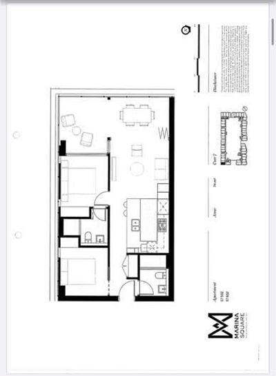 602/3 Footbridge Boulevard, Wentworth Point 2127, NSW Apartment Photo