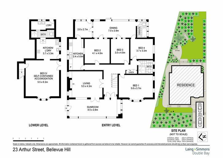 23 Arthur Street, Bellevue Hill 2023, NSW House Photo
