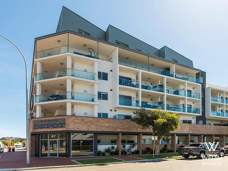 28/67 Brewer Street, Perth 6000, WA Apartment Photo