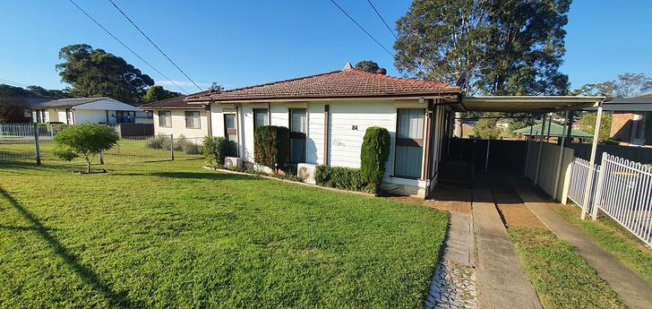 84 Captain Cook Drive, Willmot 2770, NSW House Photo