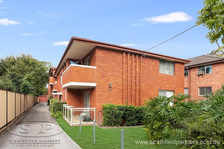 10/20 Hornsey Road, Homebush West 2140, NSW Unit Photo