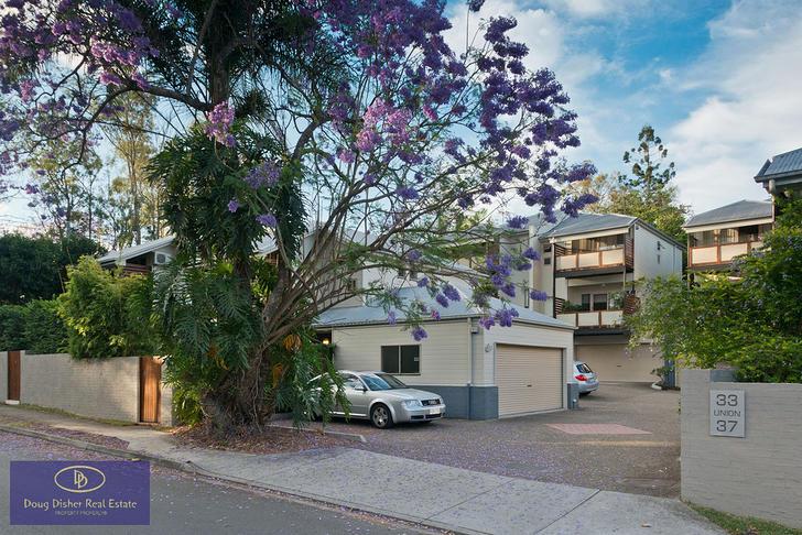 1/33 Union Street, Taringa 4068, QLD Townhouse Photo