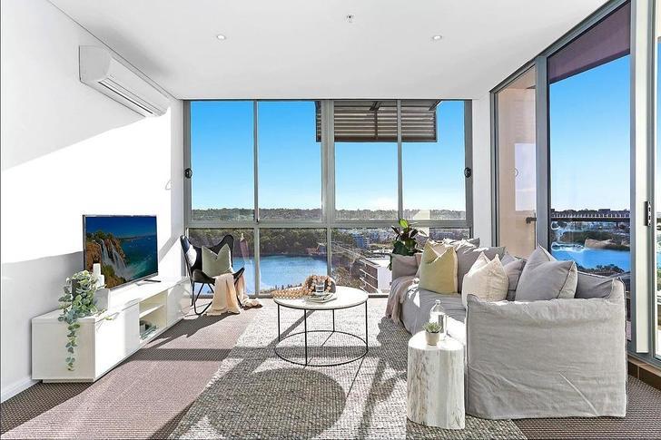 1802/87 Shoreline Drive, Rhodes 2138, NSW Apartment Photo