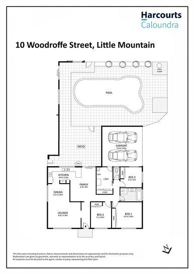 10 Woodroffe Street, Little Mountain 4551, QLD House Photo
