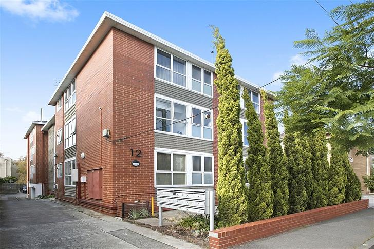 12/12 Walsh Street, South Yarra 3141, VIC Apartment Photo
