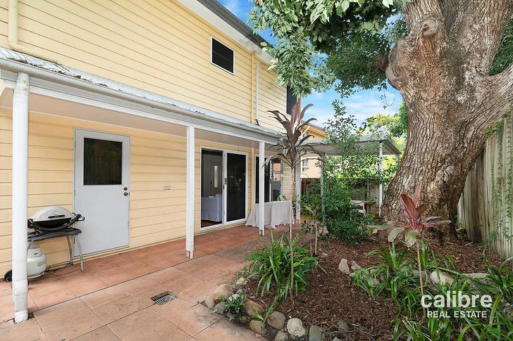 1/11 Glassey Street, Red Hill 4059, QLD Townhouse Photo