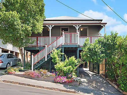 28 Sheriff Street, Petrie Terrace 4000, QLD House Photo