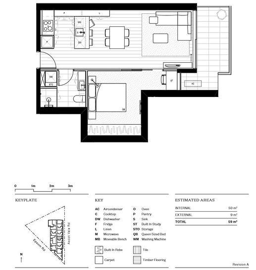 1106/1 Ascot Vale Road, Flemington 3031, VIC Apartment Photo