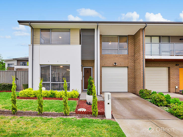 28 Grove Way, Wantirna South 3152, VIC Townhouse Photo