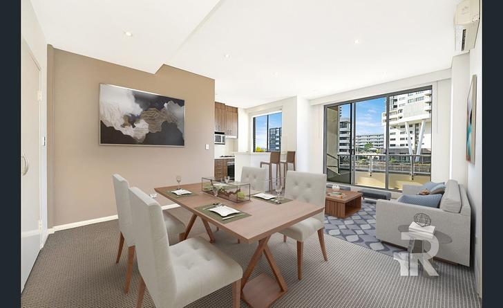 21/24 Walker Street, Rhodes 2138, NSW Apartment Photo