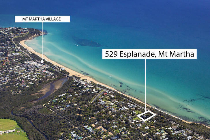 529 Esplanade, Mount Martha 3934, VIC House Photo