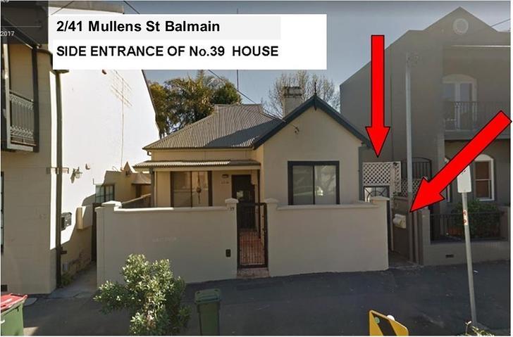 2/41 Mullens Street, Balmain 2041, NSW Unit Photo